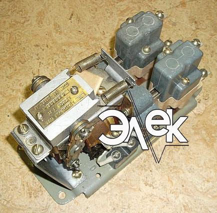 КМ 2211-7 контактор (КМ2211-7) купить, цена, характеристики