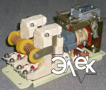 КМ 2291-7 контактор (КМ2291-7) купить, цена, характеристики
