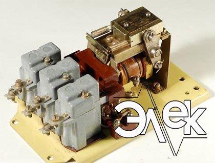 КМ2351-7 контактор (КМ-2351-7) купить, цена, характеристики