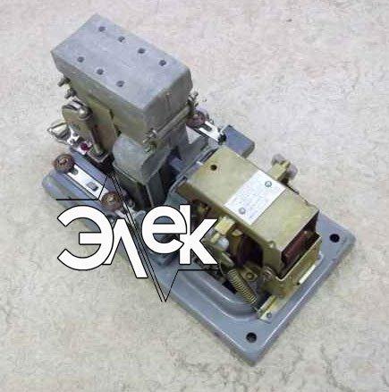КМ2444-23 контактор (КМ-2444-23) купить, цена, характеристики