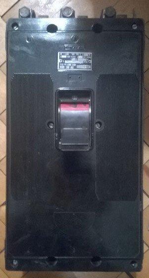 Выключатель автоматический WIS-400 до 400А купить, цена, характеристики