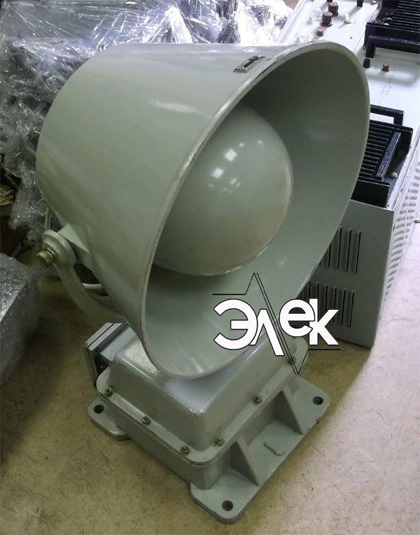 МСБ-Р мегафон связи с берегом для системы громкой связи Рябина (ГГС Рябина) купить цена характеристики