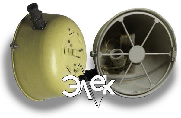 СС-866 судовой светильник-люстра общего освещения характеристики СС 866, СС-866, 866, цена фото каталог судовых корабельных светильников