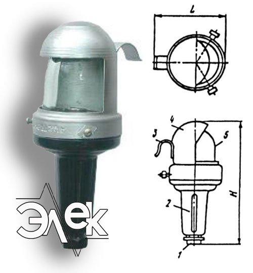 СС-867 судовой светильник переносной ручной переноска характеристики СС 867, СС-867Б, 867Б, цена фото каталог судовых корабельных светильников
