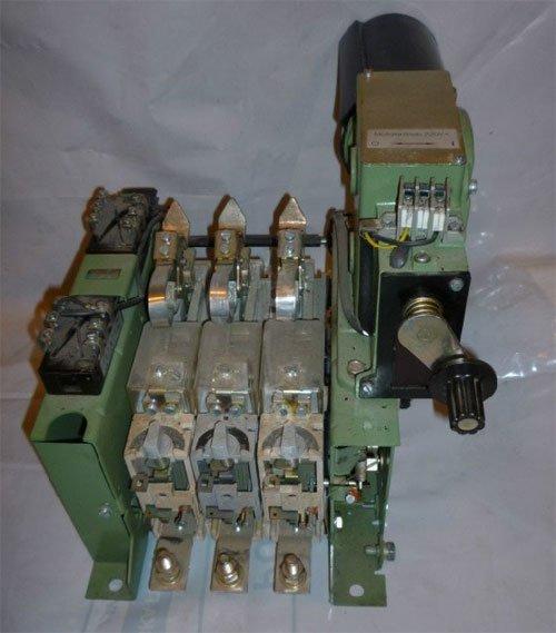 Выключатель автоматический EL-400, EL-630, EL-2500 купить, цена, характеристики