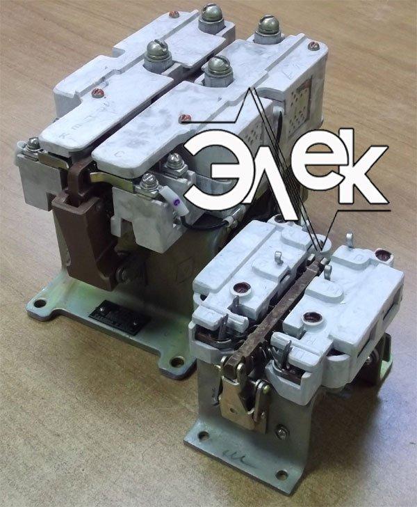 КН 316 контактор (КН-316 М) купить, цена, характеристики