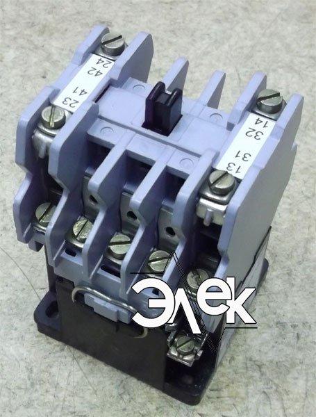 Фото контактор SLA-16-I внешний вид SLA 16 I картинка (изображение) купить, цена, характеристики