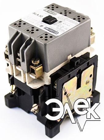 Фото контактор SLA-32 внешний вид SLA 32 картинка (изображение) купить, цена, характеристики