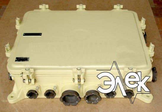 Фото ящик соединительный СЯ 42 внешний вид СЯ42 картинка (изображение) купить характеристики цена