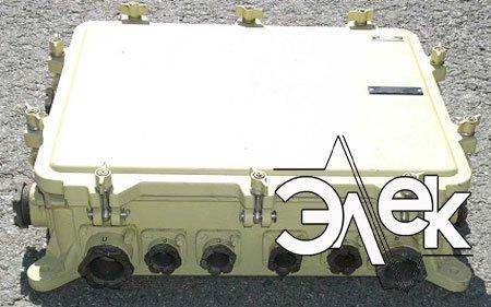 Фото ящик соединительный СЯ 72-3 внешний вид СЯ72-3 картинка (изображение) купить характеристики цена