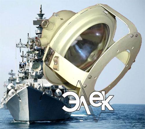 Фонарь, судовой светильник 549Б, СС-549Б для декомпрессионной камеры характеристики, цена фото каталог судовых корабельных светильников