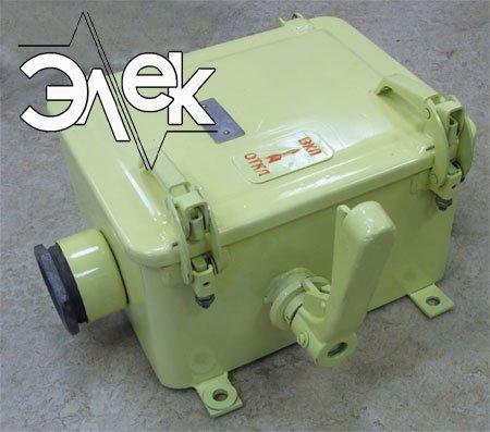 ЯРВ 221-1 (ящик ЯРВ 221-1) рубильник водозащищенный купить, цена, характеристики ЯРВ 200 А