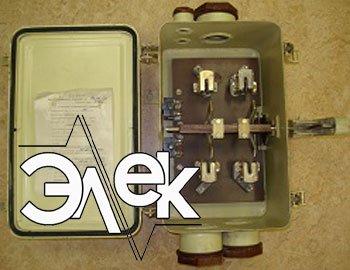 ЯПВ 242 (ящик ЯПВ242) рубящий переключатель купить, цена, характеристики ЯПВ 400 А