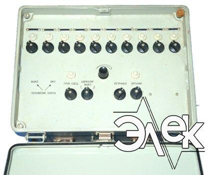 КВ-10Р коммутатор для системы громкой связи Рябина (ГГС Рябина) купить цена характеристики