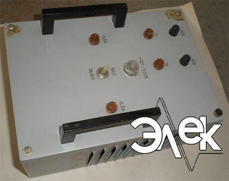 В-0,5 выпрямитель для системы громкой связи Рябина (ГГС Рябина) купить цена характеристики