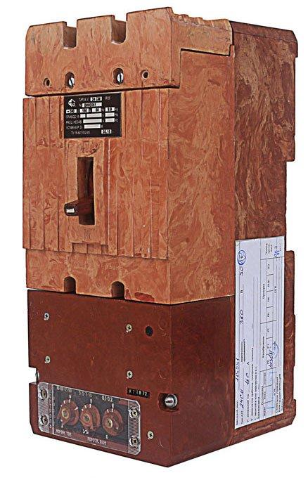 А3724 выключатель автоматический (А-3724) характеристики, цена, купить (автомат А 3724) 160А, 200А, 250А