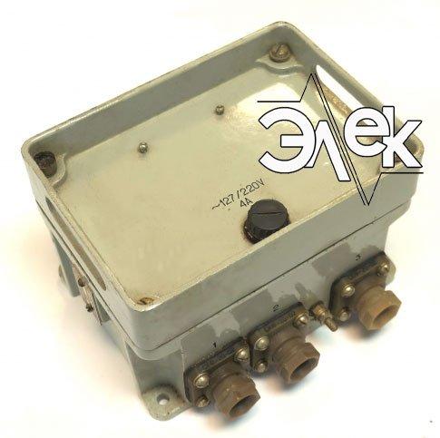 ПСС-3 прибор световой сигнализации для системы громкой связи Рябина (ГГС Рябина) купить цена характеристики