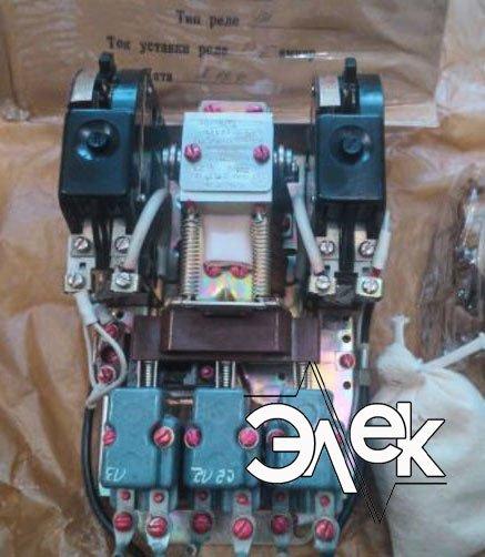 Открытый ПММ пускатель магнитный ПММ-Д фото купить, описание и характеристики