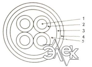 СМПВЭГ 60 1000 СМПВЭГ-60 СМПВЭГ60 кабель судовой морской герметизированный характеристики, продажа описание цена