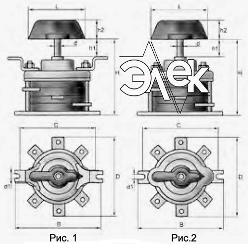 пакетный выключатель ПВ2-10 купить цена, характеристики, выключателя ПВ 2 10