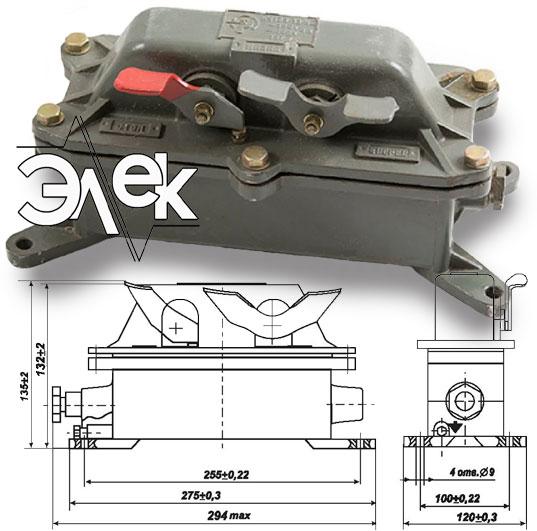 Пост КУ 123 31 кнопочный пост управления КУ-123 3 КУ123 В2 характеристики описание продажа купить цена