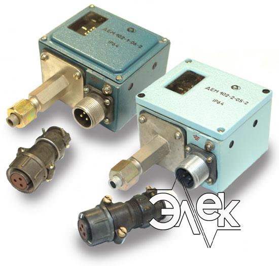 ДЕМ 102 1 05 2 датчик реле давления характеристики описание продажа цена ДЕМ-102-1-05-2 ДЕМ102 1 05 2