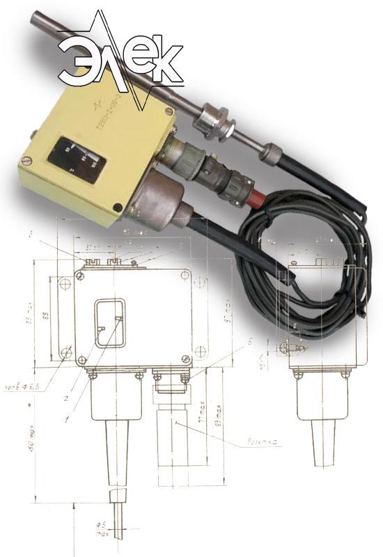 Т21К1 датчик реле температуры термореле характеристики описание продажа цена Т 21К1 Т 21К 1, Т 21 К 1