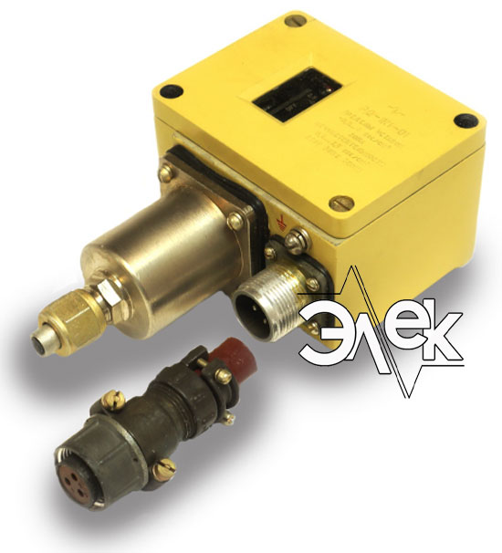 РД 1К1 04 ОМ5 датчик реле давления характеристики описание продажа цена РД-1К1-04 ОМ5 РД1К1 04