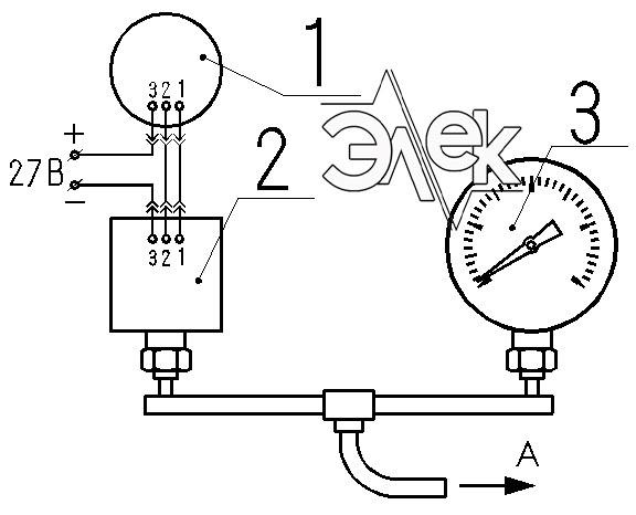 ИД-1 8 индикаторы, индикатор давления ИД 1 прибор ИД1 8 комплект схема определения погрешности паспорт сертификат инструкция цена продажа