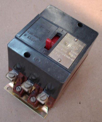 АК 25 311 ОМ5 выключатель автоматический цена, характеристика (АК-25-311-00), купить (автомат АК25) 1А, 1,25А, 2,5А, 4А, 5А, 6,3А, 8А, 10А, 16А, 20А, 25А