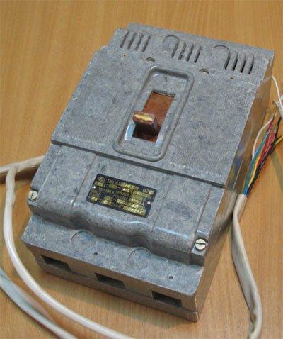 А3324 выключатель автоматический (автомат А 3324) 100А купить, цена, характеристики