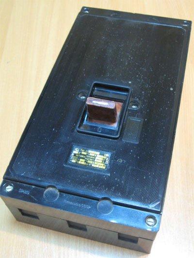 А3334 выключатель автоматический (автомат А 3334) 200А купить, цена, характеристики