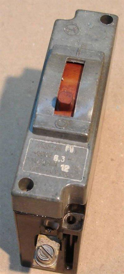 АК 63 1МГ выключатель автоматический (АК63-1МГ) от 5А до 50А
