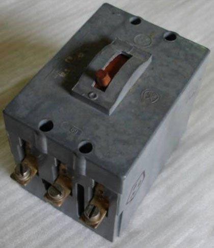 АК-63-3МГ выключатель автоматический (АК 63 3МГ ) характеристика, цена, купить (автомат АК63 3МГ)