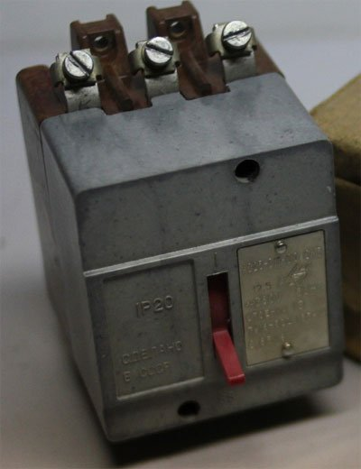 АС-25-311 ОМ5 выключатель автоматический судовой (АС25 311 ОМ5) характеристика, цена, купить (автомат АС-25-311)
