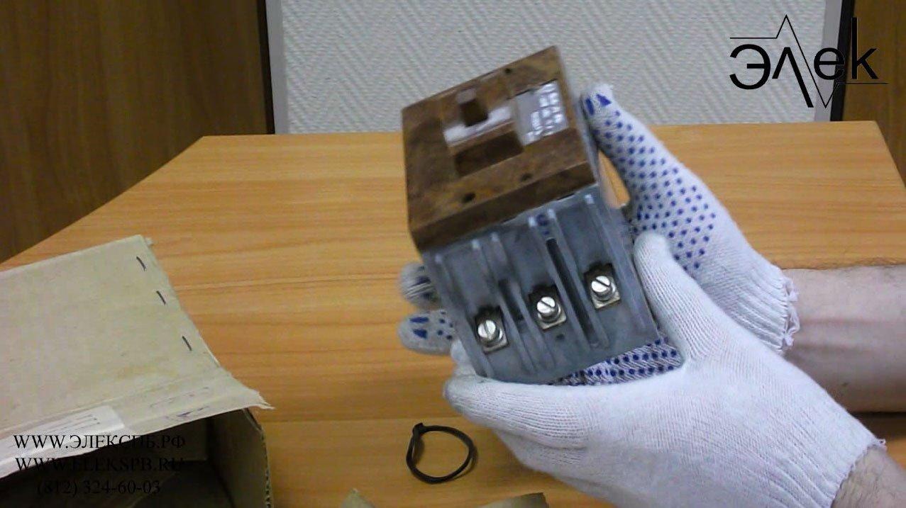 автоматический, выключатель, ак, ак50Б, трехполюсный, элек, купить, цена